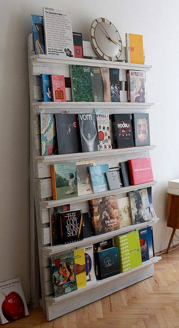 palette bibliothèque