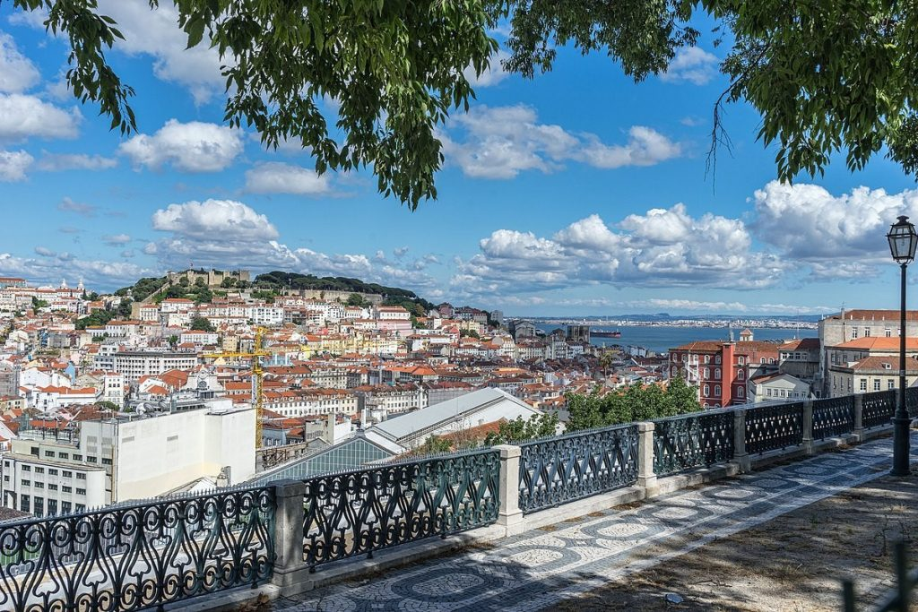 Sao Pedro de Alcantara Lisbonne