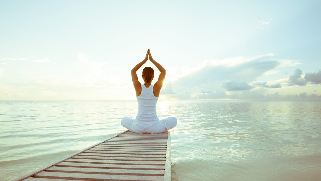pose yoga lotus