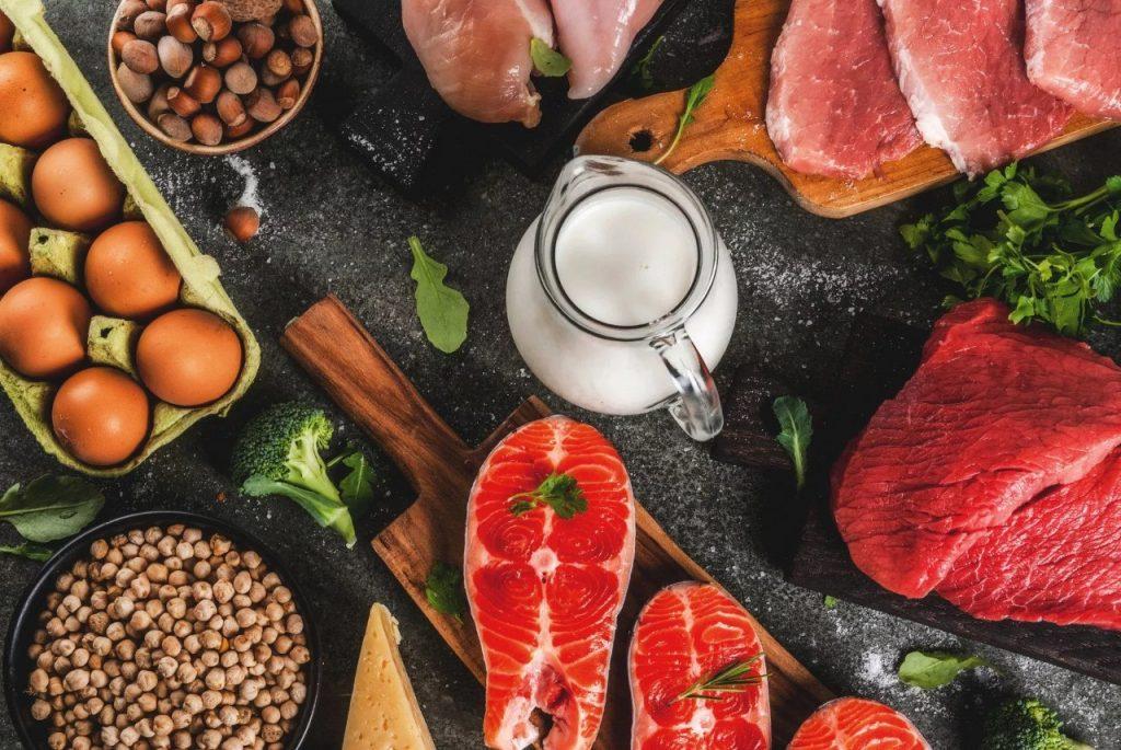 protéine alimentaire